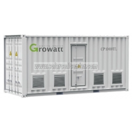GROWATT 1000kW (1MW) สำหรับโซล่าร์ฟาร์ม
