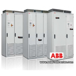 ABB Central Grid Tiie Inverter 100-1000kW