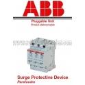 """""""ABB"""" DC Surge Protection Devices อุปกรณ์ป้องกันแรงดันเกินฟ้าผ่า"""