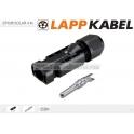"""LAPP KABEL"" EPIC® SOLAR M+F Connector"