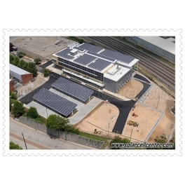 250 kW- 1000 kW Large Commercial Solar