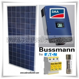 9 kW 3 Phase SMA+JETION Solar Rooftop