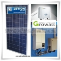 8.4 kW Jetion Solar + Growatt Inverter