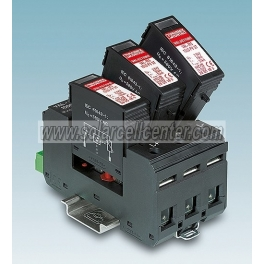 """Phoenix Contact"" Type 2 DC 1000V surge arrester"