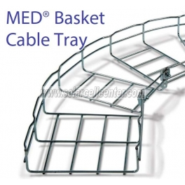 MED® Cable Mesh Tray รางตะแกรงสายไฟ