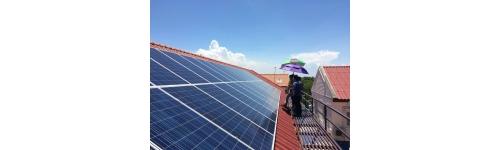 โซล่ารูฟท็อป สำหรับบ้านพักอาศัยทั่วไป (Solar PV Roof Top)