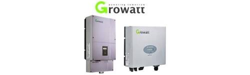 GROWATT Inverter โกววัตต์อินเวอเตอร์ ON GRID & OFF GRID