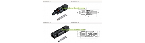 EPIC® MC4 ข้อต่อสาย SOLAR M+F Connector