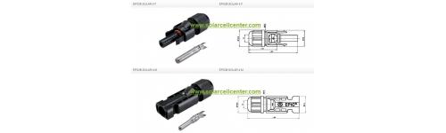 ข้อต่อสาย MC4 EPIC® SOLAR M+F Connector