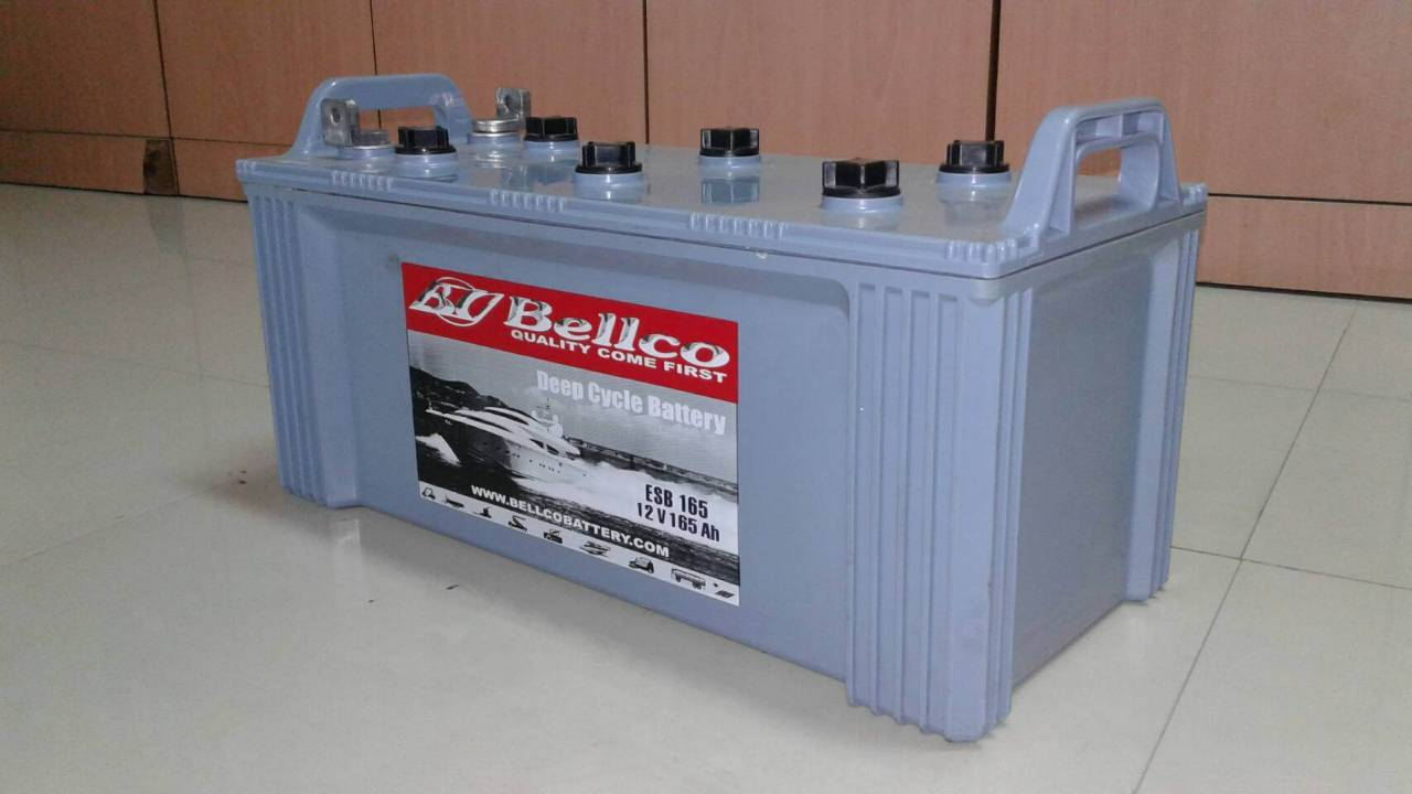 Battery/Bellco/bellco deep cycle battery ESB 165