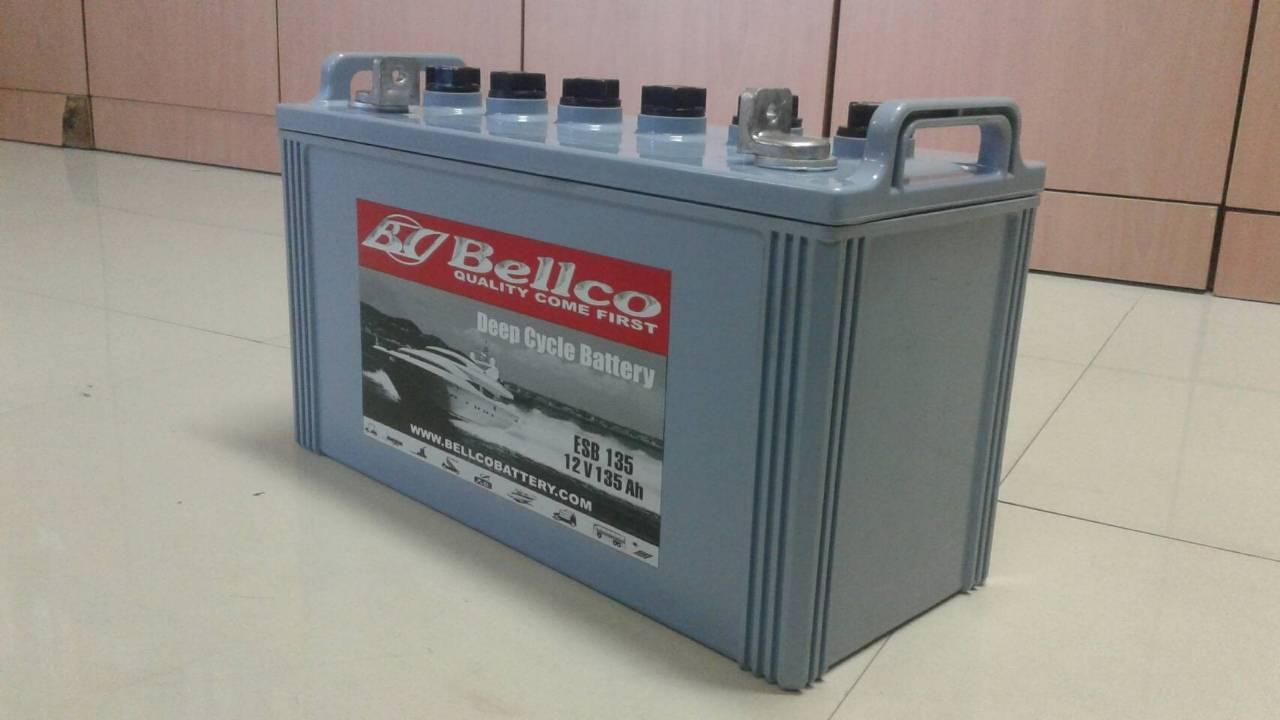 Battery/Bellco/bellco deep cycle battery esb 135