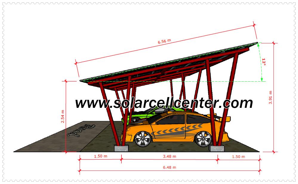 Carport 10kW