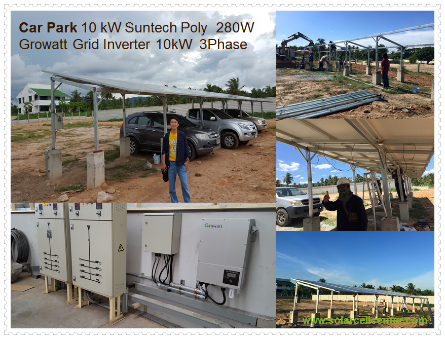Customer/A3-Cark Park 10kW