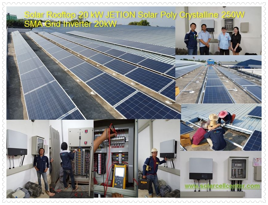 Customer/Indo Thai 20kW