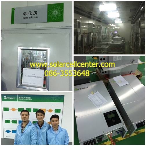 Grid Tie Inverter/growatt/Growatt Visit 1