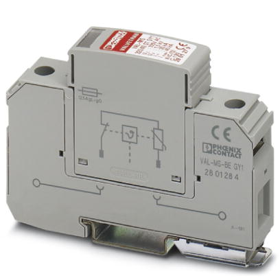 Phoenix Contact/Phoenix Type 2 AC surge protection device - VAL-MS 2801275