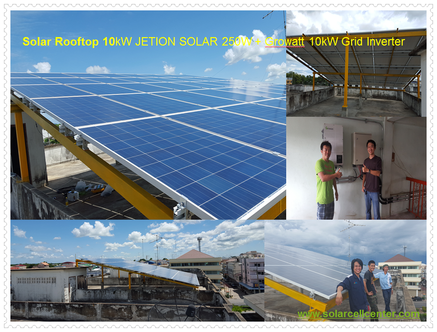 10kW Suphanburi