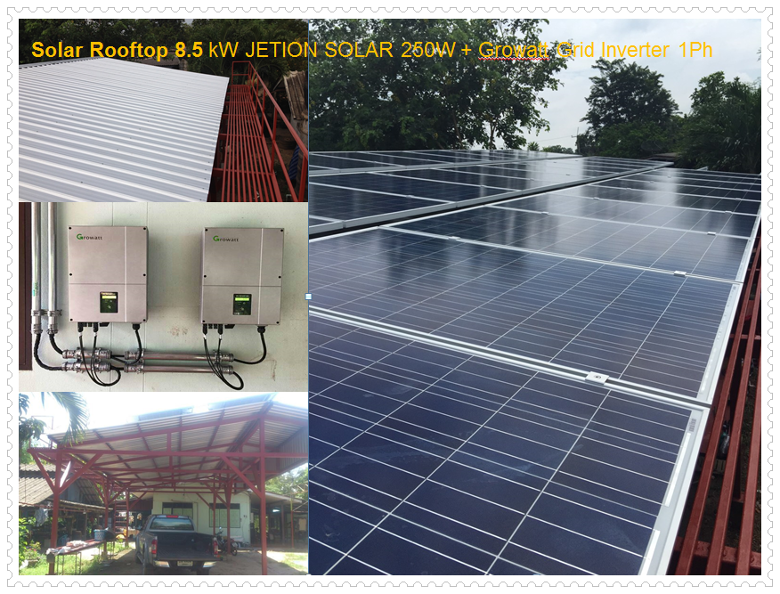 installaion/8.5kW Chachoengsao