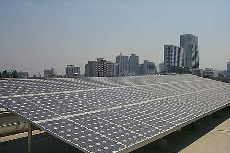 solar บนอาคารสำนักงานคณะกรรมการนโยบายพลังงานแห่งชาติ