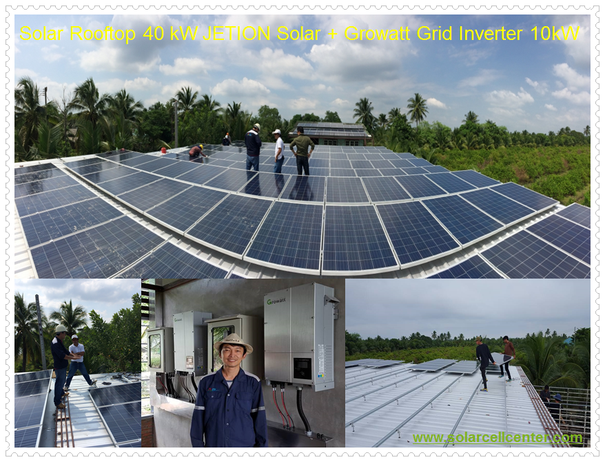 40kW Prawit Energy Leader